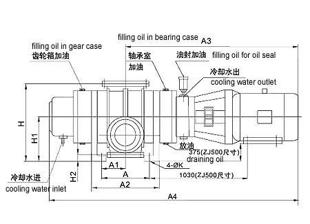 zj型罗茨真空泵-上海万精泵阀厂有限公司
